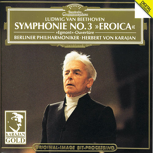 Play & Download Beethoven: Symphony No.3 'Eroica' by Berliner Philharmoniker | Napster