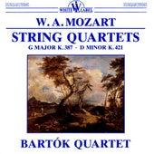 Play & Download Mozart: String Quartets by Bartok Quartet | Napster