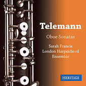 Telemann: Oboe Sonatas by Sarah Francis