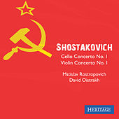 Play & Download Shostakovich: Cello Concerto No. 1 and Violin Concerto No. 1 by Various Artists | Napster