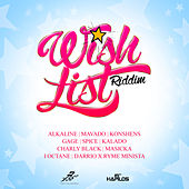 Wish List Riddim by Various Artists