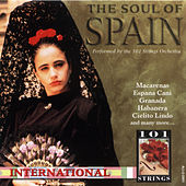 The Soul Of Spain  by 101 Strings Orchestra