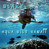 Aqua Blue Hawaii by Blake