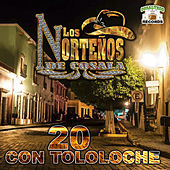 Play & Download 20 Con Tololoche by Los Nortenos De Cosala | Napster