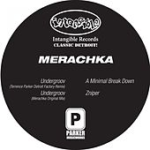 Play & Download Undergroov EP by Merachka | Napster