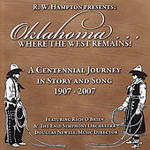 Play & Download Oklahoma…Where the West Remains by R.W. Hampton | Napster