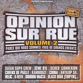 Play & Download Opinion Sur Rue Vol.2 by Various Artists | Napster