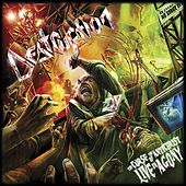 Play & Download The Curse of the Antichrist - Live in Agony by Destruction | Napster