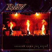 Play & Download Burning Down the Opera (Live) by Edguy | Napster