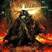 Black as Death by Iron Mask