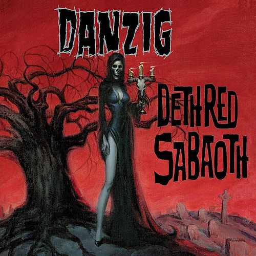 Deth Red Sabaoth de Danzig