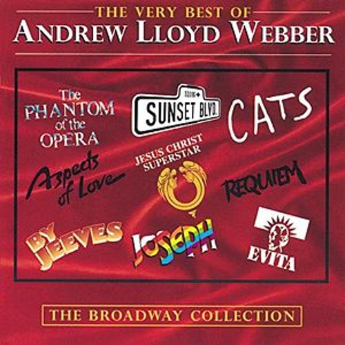 The Very Best Of Andrew Lloyd Webber: The Broadway Collection by Various Artists
