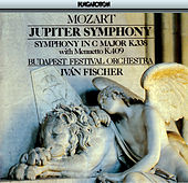 Play & Download Mozart: Jupiter Symphony - Symphony in C Major, K. 338 - Minuet, K. 409 by Budapest Festival Orchestra | Napster