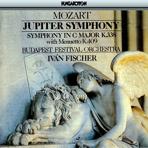 Play & Download Mozart: Jupiter Symphony - Symphony in C Major, K. 338 - Minuet, K. 409 by Budapest Festival Orchestra | Napster