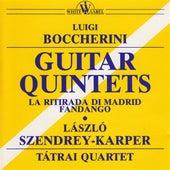 Play & Download Boccherini: Guitar Quintets by Laszlo Szendrey-Karper   Napster