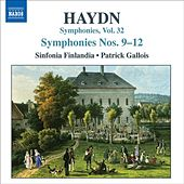 Play & Download HAYDN: Symphonies, Vol. 32 (Nos. 9, 10, 11, 12) by Sinfonia Finlandia | Napster