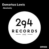 Play & Download Absolutely by Demarkus Lewis | Napster