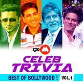 Celeb Trivia - Best of Bollywood, Vol. 1 von Various Artists