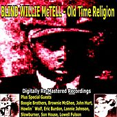 Blind Willie Mctell Plus Special Guests: Old Time Religion by Various Artists