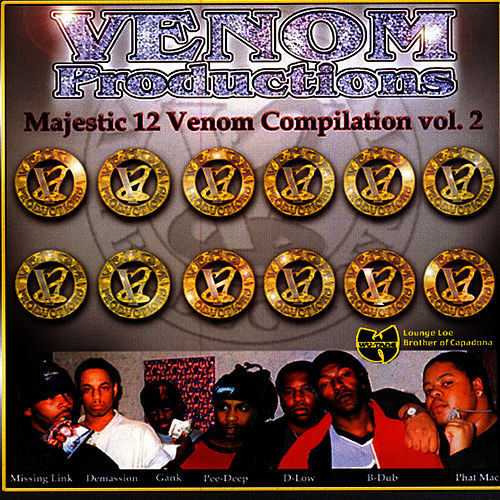 Play & Download majestic 12-venom comp.vol. 2 by Venom | Napster