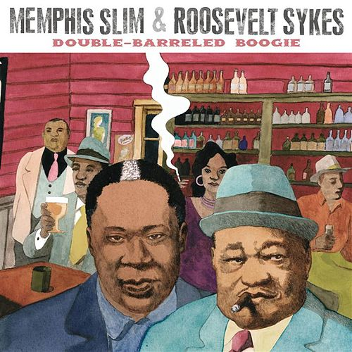 Play & Download Double-Barreled Boogie by Memphis Slim | Napster