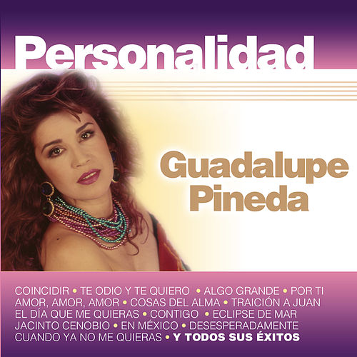 Play & Download Personalidad by Guadalupe Pineda   Napster