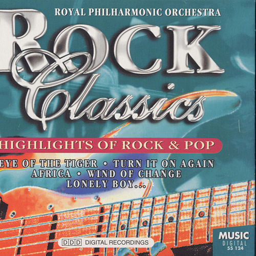 Play & Download Rock Classics by Royal Philharmonic Orchestra | Napster