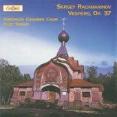 Rachmaninoff: Vespers, Op. 37 by Various Artists