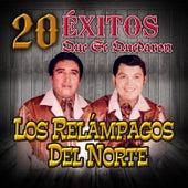 Play & Download 20 Exitos Que Se Quedaron by Los Relampagos Del Norte | Napster