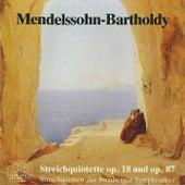 Play & Download Mendelssohn - String Quintets by Streichquintett der Bamberger Symphoniker | Napster