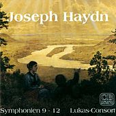 Haydn: Symphonien 9 - 12 by Lukas Consort (1)
