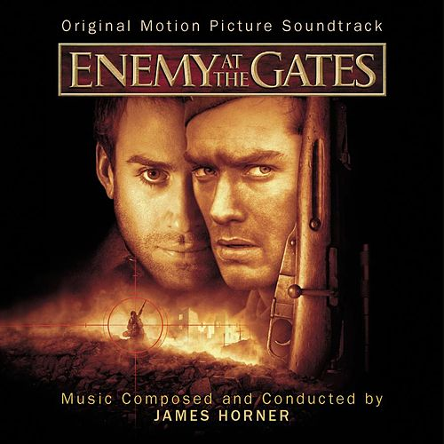 Play & Download Enemy At The Gates by James Horner | Napster