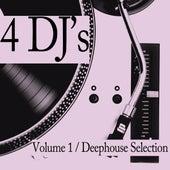 4 DJ's, Vol. 1 by Various Artists