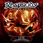 Live - From Chaos to Eternity by Rhapsody Of Fire