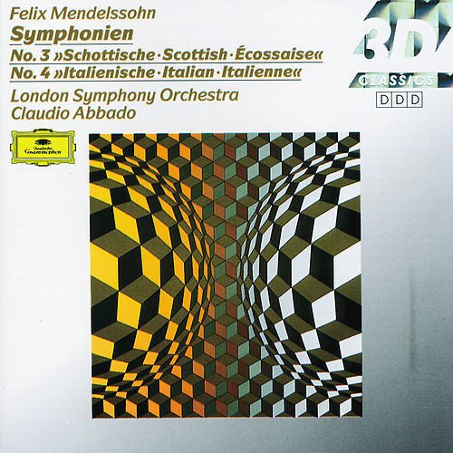 Play & Download Mendelssohn: Symphonies Nos.3 'Scottish' & 4 'Italian' by London Symphony Orchestra | Napster