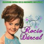 Grandes divas de la canción española by Rocío Dúrcal