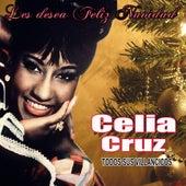 Play & Download Les desea feliz navidad.Todos sus villancicos by Celia Cruz | Napster