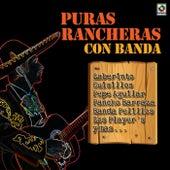 Puras Rancheras Con Banda by Various Artists