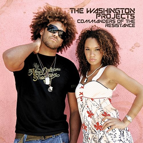 Play & Download Commanders Of The Resistance by The Washington Projects | Napster