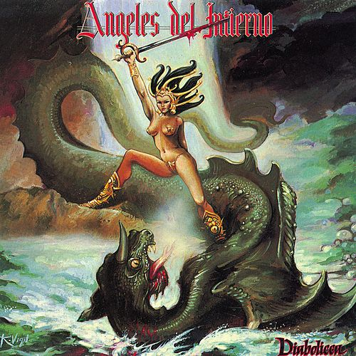Play & Download Diabólica by Ángeles del Infierno | Napster