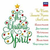 Play & Download The Christmas Spirit by Various Artists | Napster