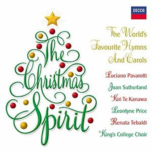 The Christmas Spirit by Various Artists