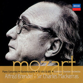 Play & Download Mozart: Piano Concertos Nos.20 & 24 by Alfred Brendel | Napster