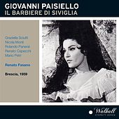Paisiello: Il barbiere di Siviglia by Various Artists
