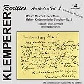 Klemperer Rarities: Amsterdam, Vol. 2 (Live Recordings 1951) by Various Artists