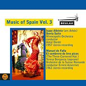 Play & Download Music of Spain, Vol. 3 by Various Artists | Napster