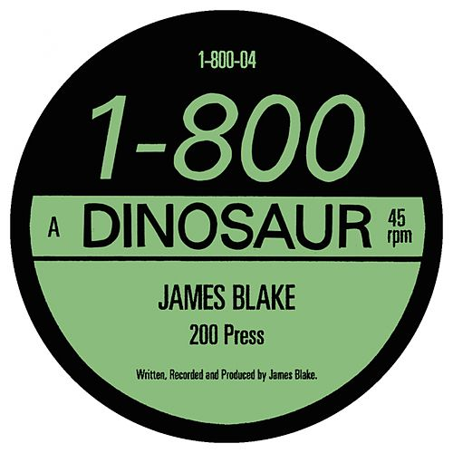 Play & Download 200 Press EP by James Blake | Napster