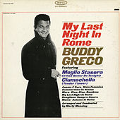 Play & Download My Last Night in Rome by Buddy Greco | Napster
