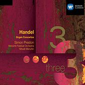 Handel: Organ Concertos by Various Artists