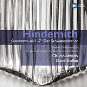 Hindemith: Kammermusik 1-7 by Various Artists
